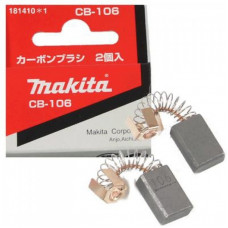 Щетки Makita CB-104 - оригинал (код макита) 6*10*15