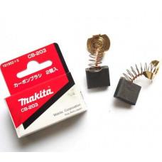 Щетки Makita CB-203 - оригинал (191953-5) 7*18*16