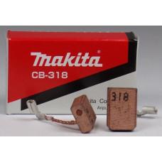 Щетки Makita CB-318 - оригинал (191978-9) 5*11