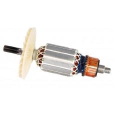 Якорь для дрели Интерскол Д-1050 41*157 7-з. прямо 9.5 мм
