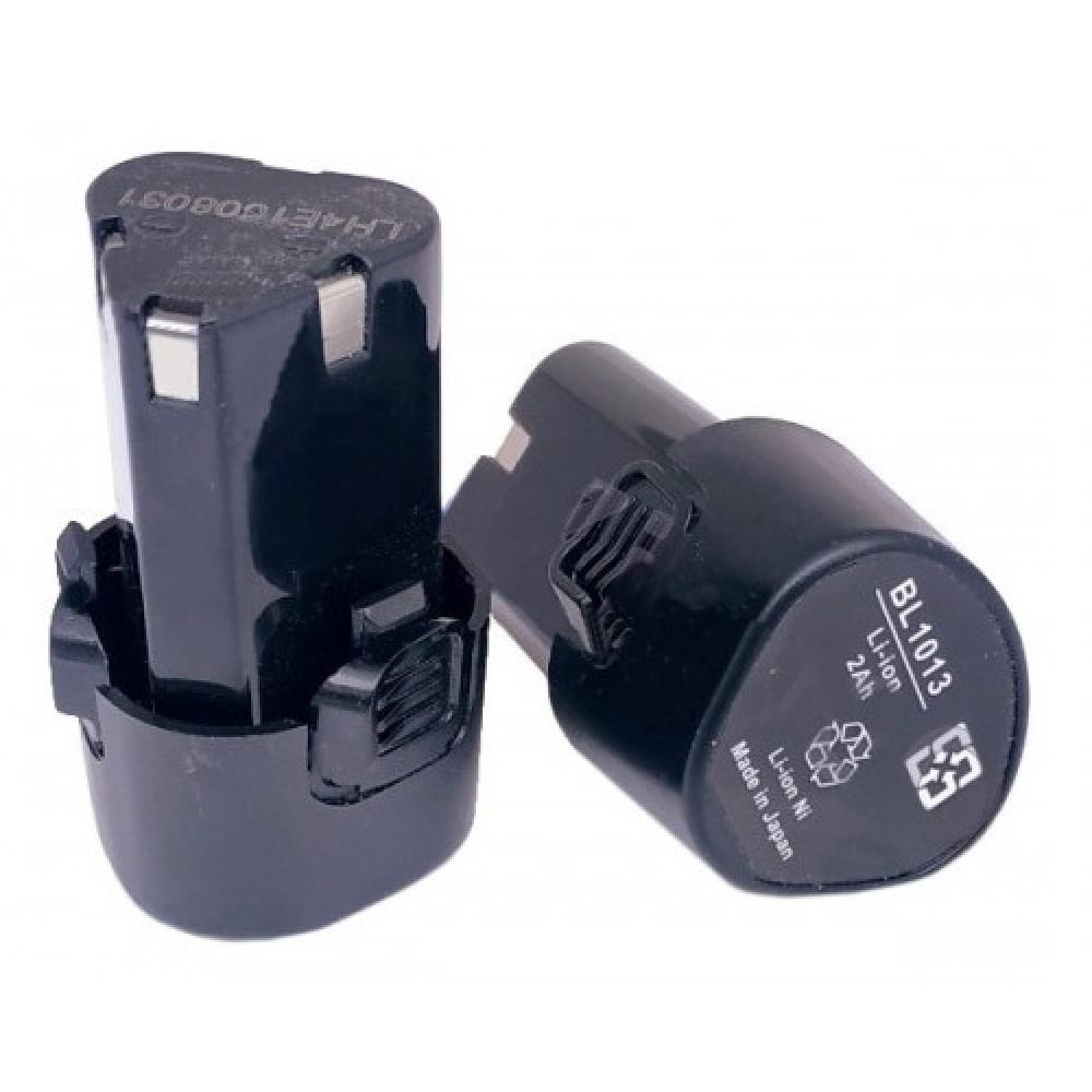Аккумулятор Li-ion для шуруповерта Makita 12v, 2Аh