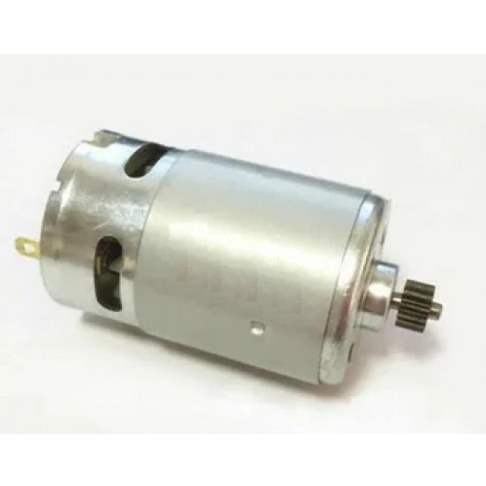 Мотор шуруповерта 21v, 12 зубов, d шестерни 8.5 mm