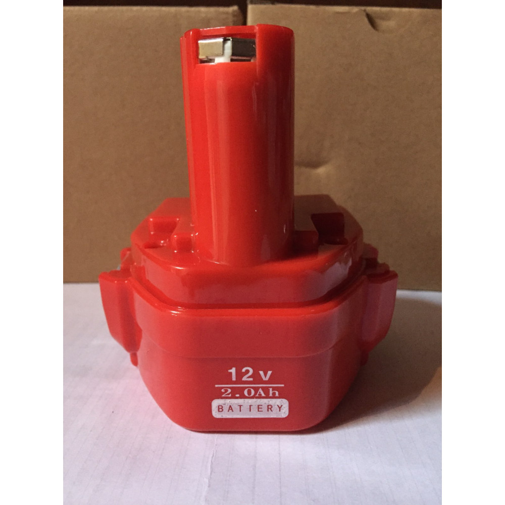 Аккумулятор для шуруповерта Makita 12 V  2ah (Дешевый)