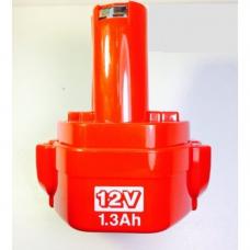 Аккумулятор для шуруповерта Makita 12 V  1.3ah Ni-Cd
