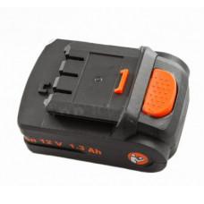 Аккумулятор Li-ion для шуруповерта Ижмаш 12v 1.3Ah