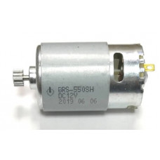 Двигатель для аккумуляторного шуруповёрта 12 V 11 зубьев