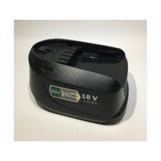 Аккумулятор Bosch (18 В; 2.0 А/ч; Li-lon) 1850603